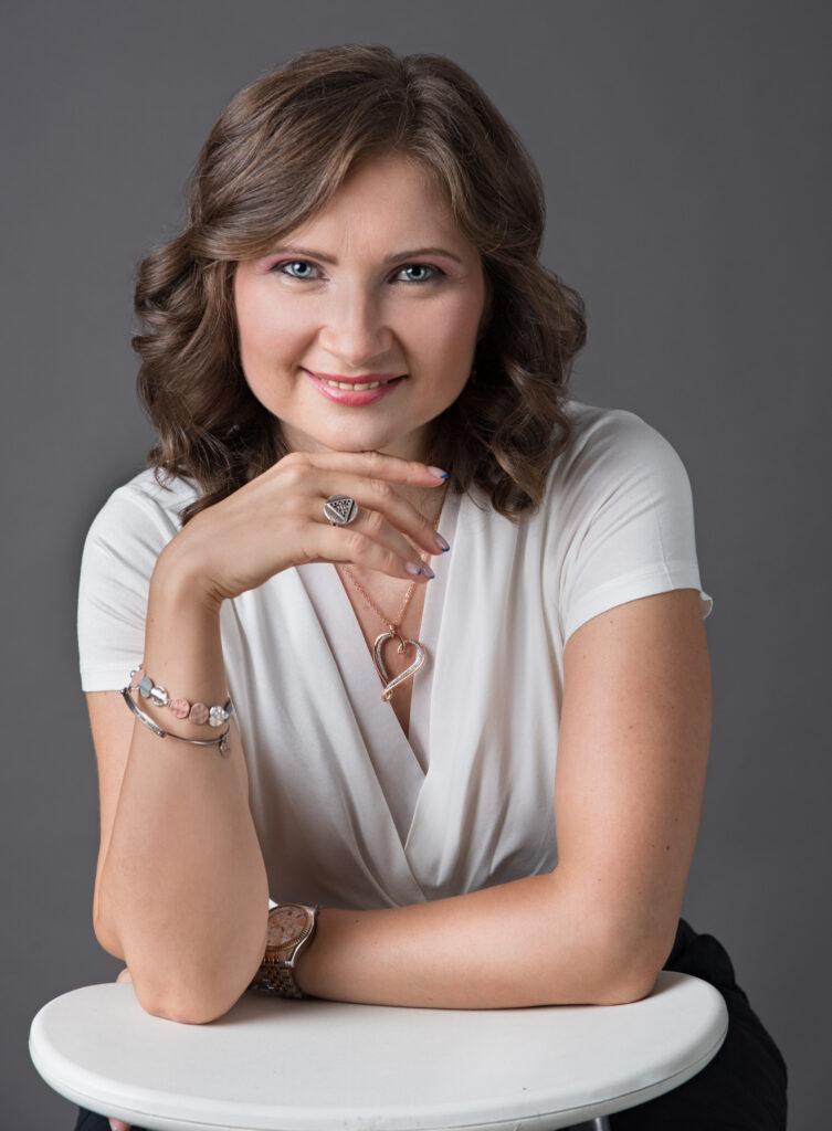 Roxana Ilie - home Professione Travel Agent