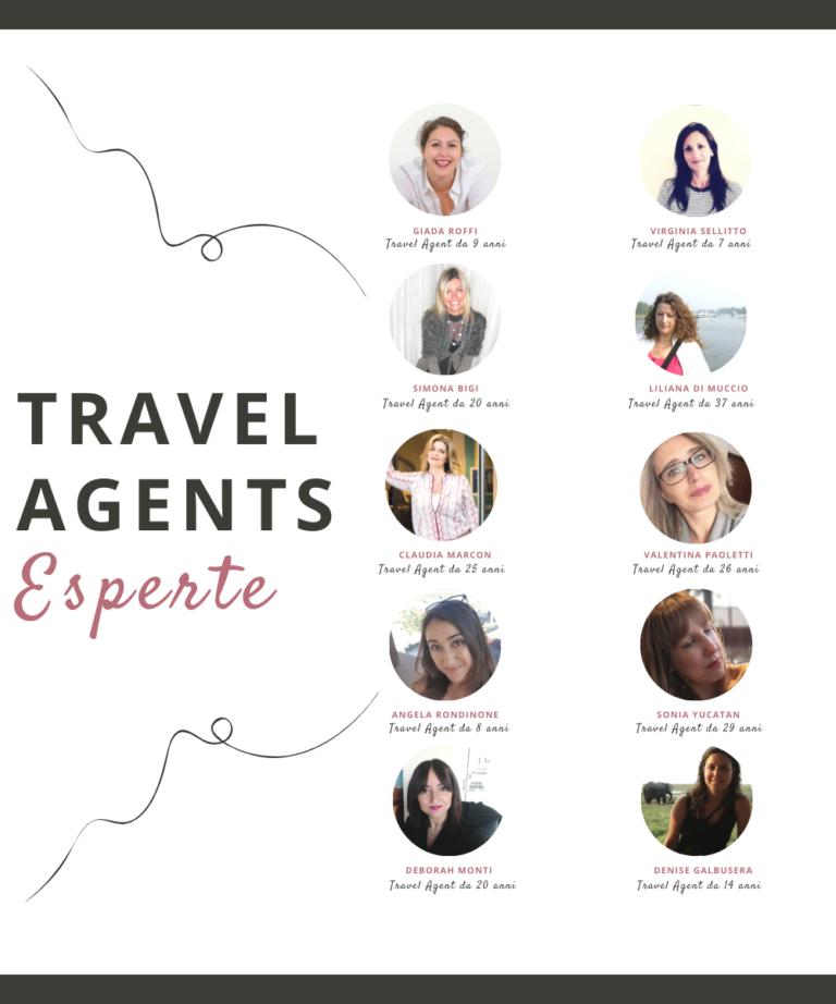 Travel Agents esperte